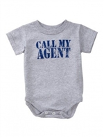 Call My Agent Onesie