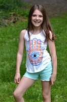Hamsa Tank Top by Junk Food