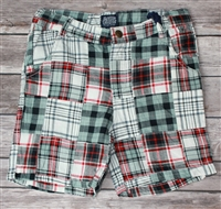 Patchwork Sailing Shorts